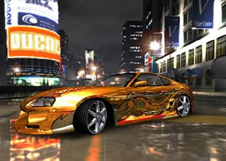 Need For Speed Underground 2 ( NFSU2). The game is based around